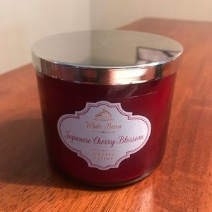 White Barn Japanese Cherry Blossom Candle